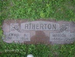 Marion R Atherton
