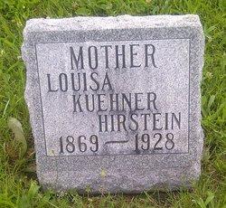 Louisa <i>Kuehner</i> Hirstein