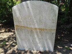Lizzie <i>Stevens</i> Allee