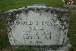 Arnold Sheppard Wilkes