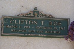 Clifton Truman Roe