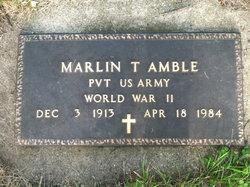 Marlin Theodore Amble