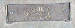 Annie Mae <i>Bivins</i> Apple