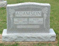 Ruth I. <i>Hall</i> Adamson