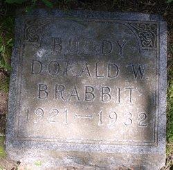 Donald Buddie Brabbit