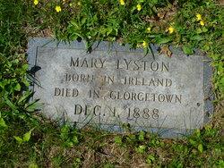 Mary Lyston