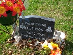 Caleb Dwane Clauson
