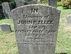John P. Allee