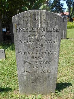 Presley Allee