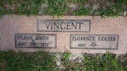 Florence <i>Colyer</i> Vincent