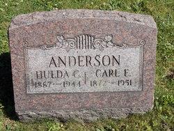 Hulda C Anderson