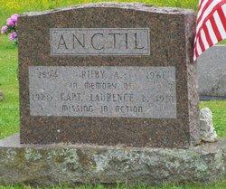 Capt Laurence E Anctil