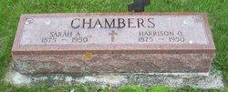 Sarah Alice <i>Rector</i> Chambers
