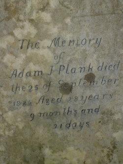 Adam J. Plank