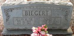 Allan Henry Biegert, Sr