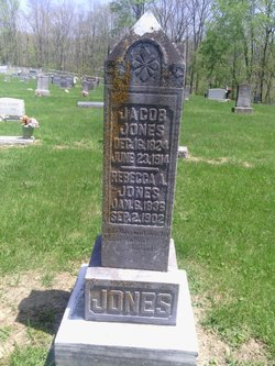 Rebecca Ann <i>Raines</i> Jones