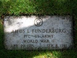 Alfus Lester Al Funderburg
