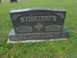 Mary <i>Frey</i> Krichbaum