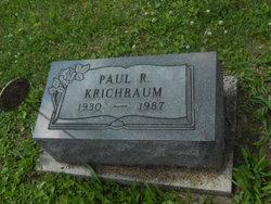 Paul A Krichbaum