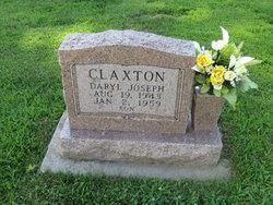Daryl Joseph Claxton