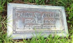 Daisy Wilson Adams