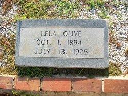 Lela Olive