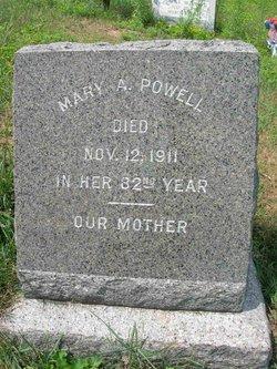Mary A Powell