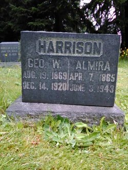 Almira <i>Ridgway</i> Harrison