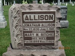 Mary M. <i>Ritchie</i> Allison