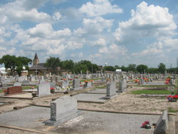 Saint Josephs Catholic Cemetery