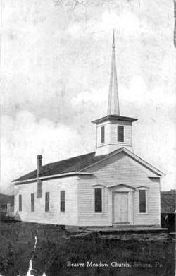 Beaver Meadows United Methodist Church Cemetery
