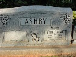 Ethel Green <i>King</i> Ashby