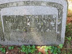 Addie H. <i>Fitch</i> Adams