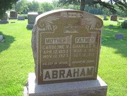 Caroline V. Abraham