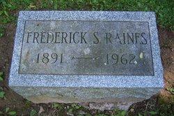 Frederick S. Raines
