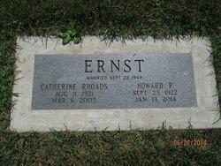 Howard P. Ernst