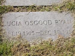 Lucia <i>Osgood</i> Ryan