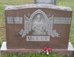 Charles W McCue