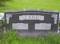 Opal <i>Bennett</i> Lane