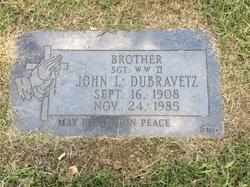 John L. Dubravetz