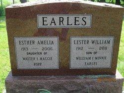 Lester William Earles