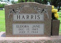 Eldora Jane <i>Harris</i> Dearmon