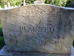 Frederick William Plaisted