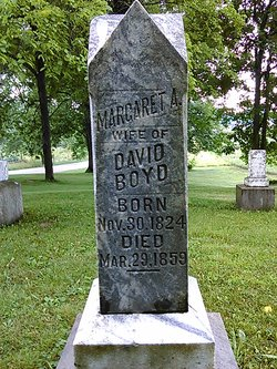 Margaret A. <i>Hillis</i> Boyd