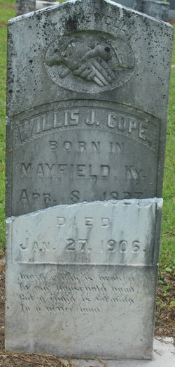 Willis Jackson Cope
