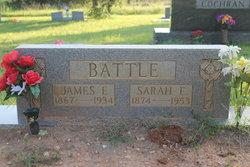 Sarah Ellen <i>Bradley</i> Battle