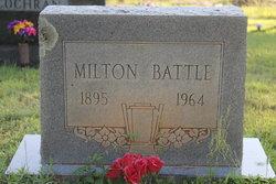 Milton James Battle