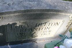 Lucy Belle <i>Gilbert</i> Blanton