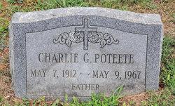 Charlie G Poteet