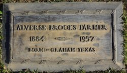 Alverse <i>Brooks</i> Farmer